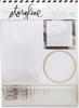 Wedding - Heidi Swapp Storyline2 Journaling Stickers
