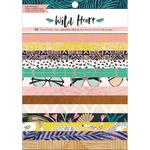 Card Making Paper Pad - Wild Heart - Crate Paper - PRE ORDER