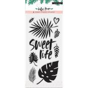 Wild Heart Clear Stamps - Crate Paper