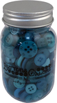 Aruba - Buttons Galore Button Mason Jars