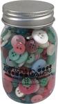 Fantasy - Buttons Galore Button Mason Jars