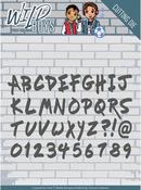 Solid Alphabet - Find It Trading Yvonne Creations Wild Boys Die