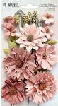 Cerise - 49 And Market Vintage Shades Botanical Blends 23/Pkg