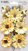 Yellow - 49 And Market Vintage Shades Botanical Blends 23/Pkg