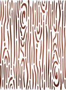 "Wood Effect - Stamperia Stencil D 7.87""X5.91"""