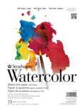 """Strathmore Student Watercolor Pad 9""""X12"""""""