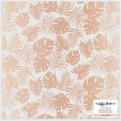 Wild Heart Foiled Paper - Crate Paper
