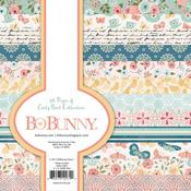 Collection Paper Pad - Early Bird - Bo Bunny - PRE ORDER