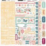 Combo Stickers - Early Bird - Bo Bunny