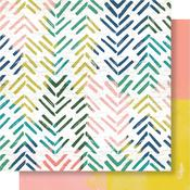 Electric Paper - Wild Heart - Crate Paper