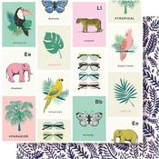 Animal Paper - Wild Heart - Crate Paper