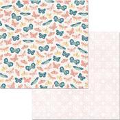 Flutter Paper - Early Bird - Bo Bunny