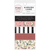 Auburn Lane Washi Tape - Pink Paislee