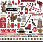 O Canada Element Sticker - Photoplay