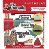 O Canada Cardstock Ephemera - Photoplay