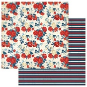 Home Of The Brave Paper - Red White & Blue - Photoplay