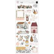 Auburn Lane Accents & Phrases - Pink Paislee