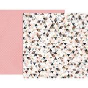 Paper 7 - Auburn Lane - Pink Paislee
