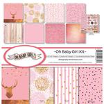 Oh Baby Girl Collection Kit - Reminisce