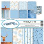 Oh Baby Boy Collection Kit - Reminisce - PRE ORDER