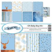Oh Baby Boy Collection Kit - Reminisce