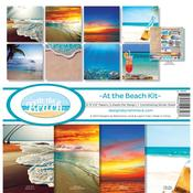 At The Beach Collection Kit - Reminisce