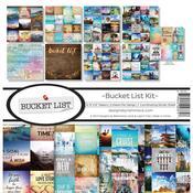 Bucket List Collection Kit - Reminisce