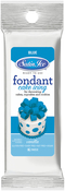 Blue Vanilla - Satin Ice Packaged Fondant 4oz