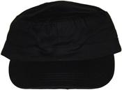 Black - Military Cap