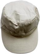 Khaki - Military Cap