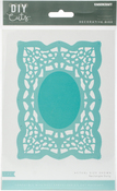 Rectangle Doily - Kaisercraft Decorative Die