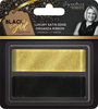 1 inches X1m 2/Pkg - Sara Davies Signature Black & Gold Satin Edge Organza Ribbon The perfect addition to gifts, tags and other craft projects! This package contains two 39x.75 inch pieces of organza ribbon in two colors. Imported.