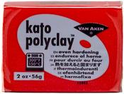 Red - Kato Polyclay 2oz