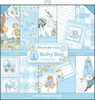"""Baby Boy - Stamperia Double-Sided Paper Pad 12""""X12"""" 10/Pkg"""