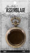 Pocket Watch - Tim Holtz Assemblage Locket