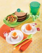 Breakfast Egg Cup W/Salt Shaker