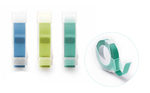 Cool .375 Inch Emboss Tape Rolls 3 Pack - WeR - PRE ORDER
