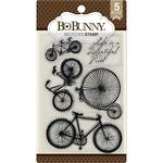 Bicycles Stamp - Bo Bunny