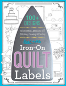 Variety Of Styles - Best-Ever Iron-On Quilt Labels