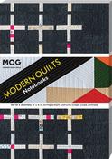 Set of 3 Journals - Modern Quilts Notebook