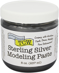 Sterling Silver - Crafter's Workshop Modeling Paste 8oz