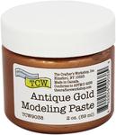 Antique Gold - Crafter's Workshop Modeling Paste 2oz