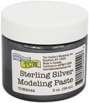 Sterling Silver - Crafter's Workshop Modeling Paste 2oz