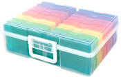 Craft & Photo Translucent Plastic Storage Case - We R Memory Keepers
