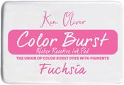 """Fuchsia - Ken Oliver Color Burst 3.75""""X2.5"""" Stamp Pad"""