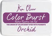 """Orchid - Ken Oliver Color Burst 3.75""""X2.5"""" Stamp Pad"""