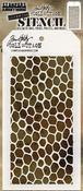 "Hive - Tim Holtz Layered Stencil 4.125""X8.5"""