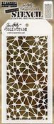 """Organic - Tim Holtz Layered Stencil 4.125""""X8.5"""""""
