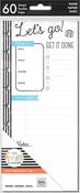 Travel - Happy Planner Medium Half Sheet Fill Paper 60/Pkg