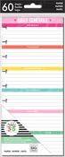 Daily Schedule - Happy Planner Medium Half Sheet Fill Paper 60/Pkg